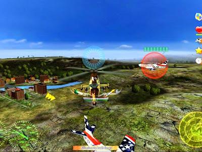 Game Petualangan dengan Helikopter Helic