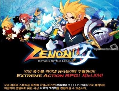 descricao zenonia4 e zenonia para a quarta serie do jogo