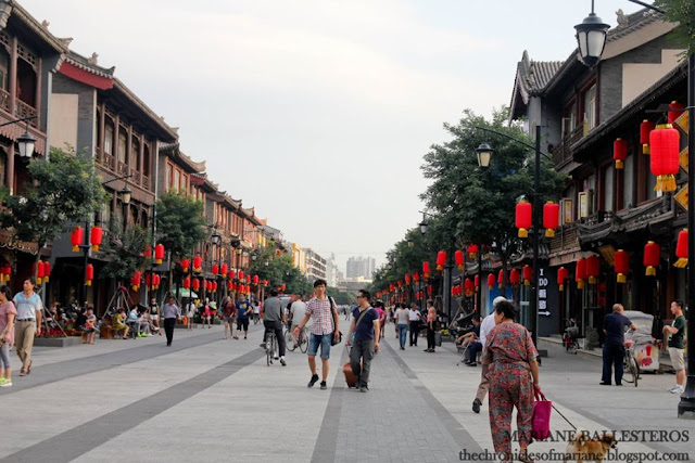datong shopping street