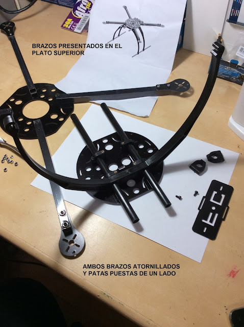 tutorial para multicopter