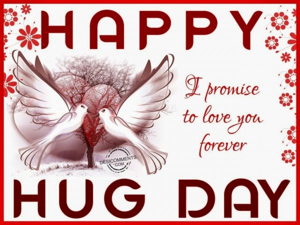 {Cool*} Happy Hug Day Images, Wallpaper, SMS 2015
