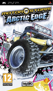 [PSP] [MotorStorm:Arctic Edge] ISO (JPN) Download