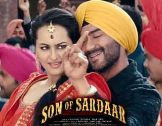 Son of Sardar Son Of Sardar Breaks All Record In Pakistan