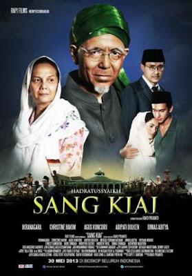 Sinopsis Film Sang Kyai 2013