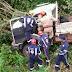 NA PARAÍBA: Motorista morre após ter mal súbito e tombar caminhão na BR-230, em João Pessoa
