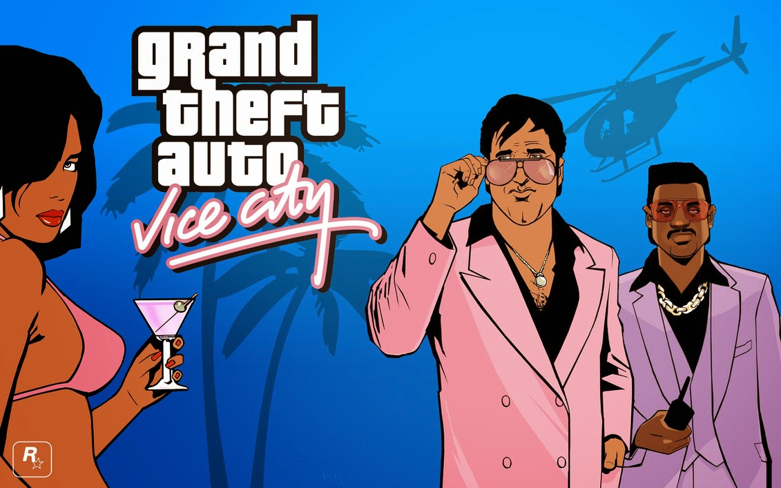 GTA: Vice City для андроид взлом на деньги (русская