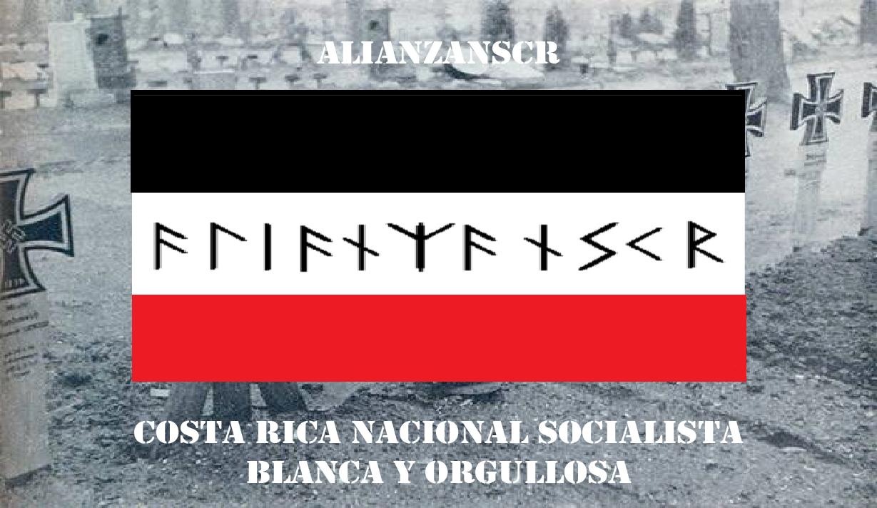 ALIANZANSCR ORGULLO BLANCO BIENESTAR SOCIAL