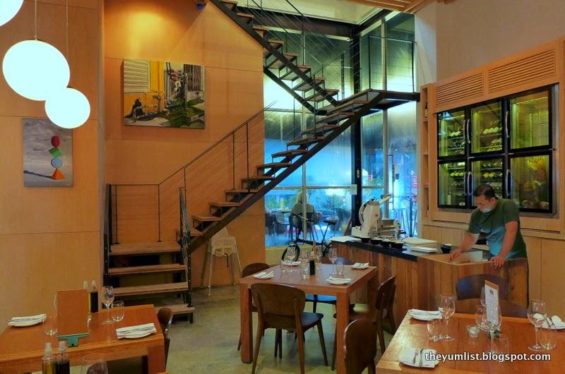Mediteca, Mediterranean Cuisine, Kuala Lumpur