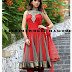 Pink and Red Anarkali Suits