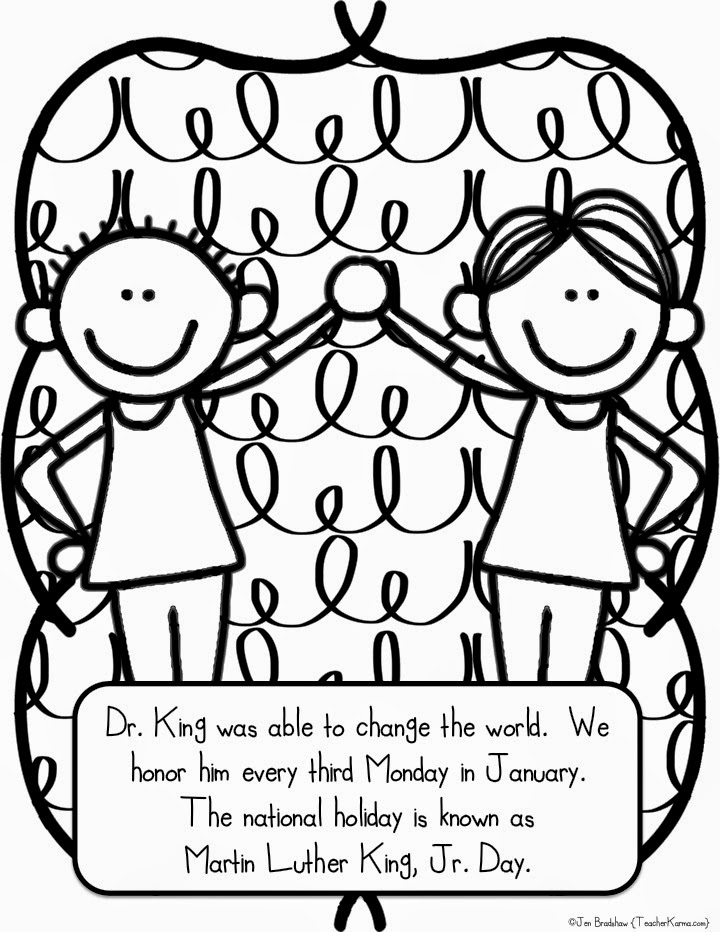 Quotes Martin Luther King Printables Quotesgram Free Dr King Coloring Pages Pdf