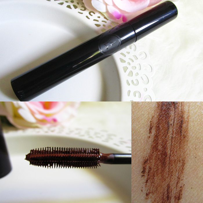 Swatches & Review: SOTHYS Mascara Nr.20 Marron Glacé - 8ml - 24.00 Euro