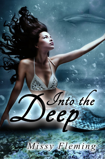 Cover Reveal: Into the Deep by Missy Fleming