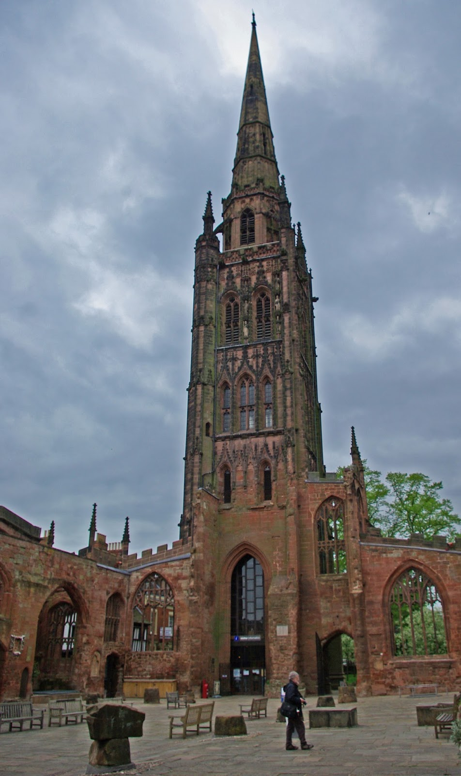 Imagecapturer st michael s church coventry for The coventry