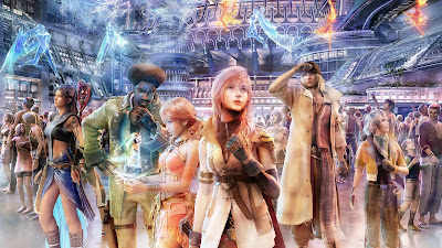 Final Fantasy (Wallpaper) by SocWall 1920x1080px