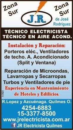 J. R. ELECTRICISTA