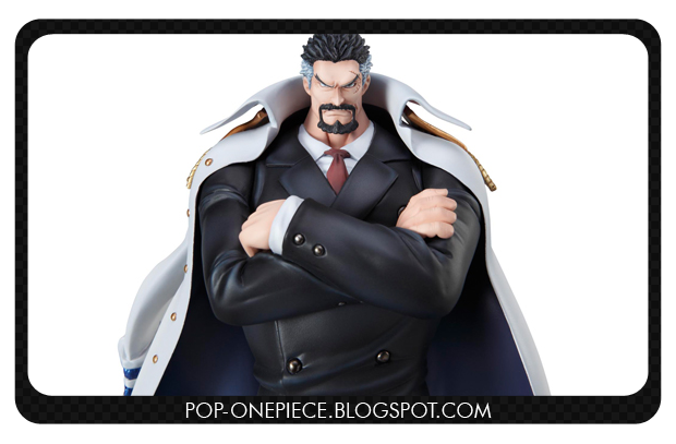 Monkey D. Garp Ver.0 - P.O.P Neo EX