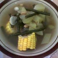 Cara mudah membuat sayur asem bening dengan citarasa enak dan menyegarkan