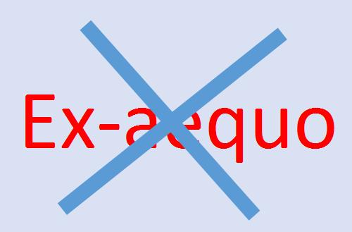 Excel - Fonction RANG - Gérer les égalités