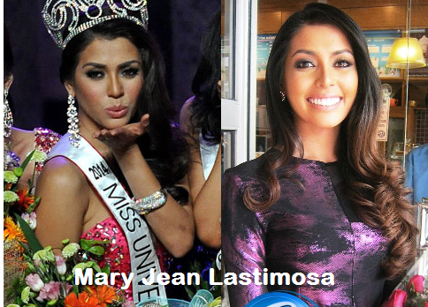 Mary Jean Lastimosa Bibliography.