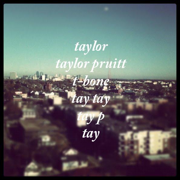 TAYLOR PRUITT