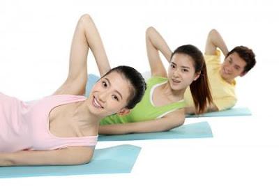 cách dưỡng da chống lão hóa bằng cách tập thể dục