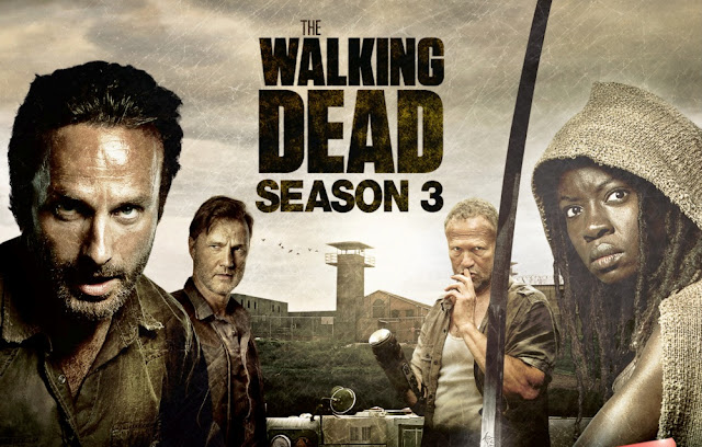 The Walking Dead Season 3 1 Xác Sống 3