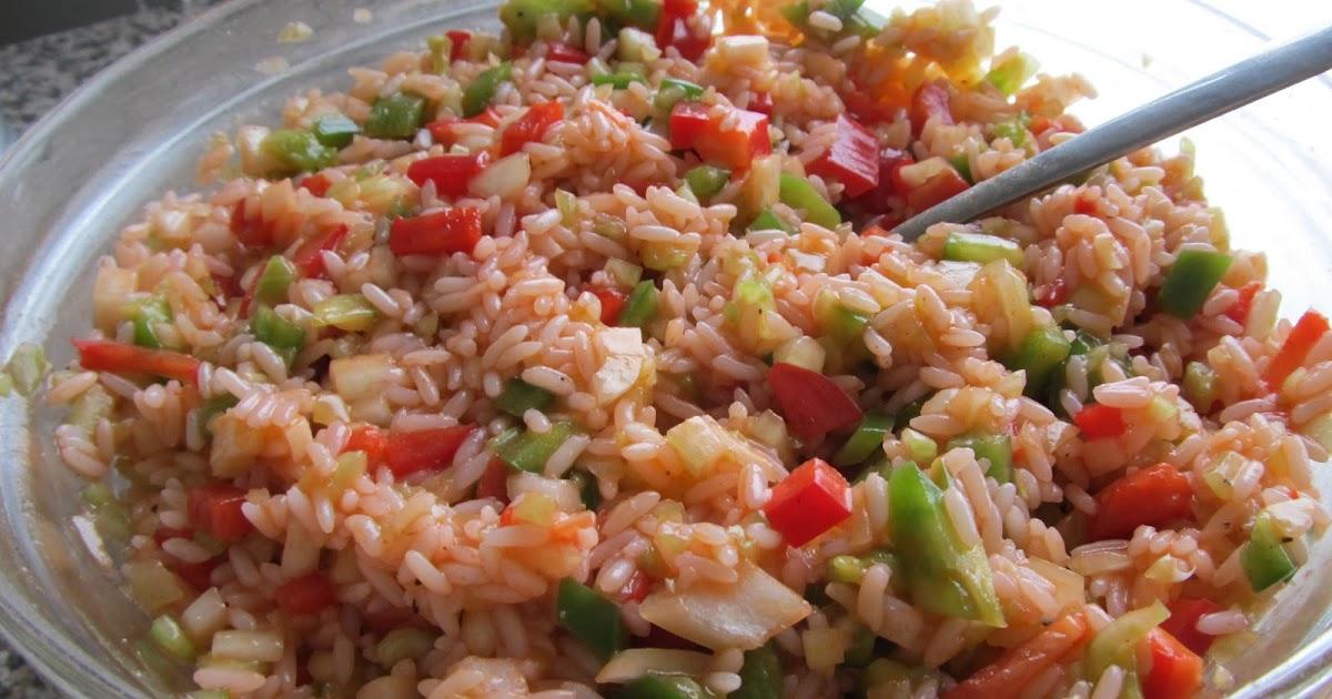 Lovely Salade De Riz Simple #3: Salade+de+riz+n.jpg