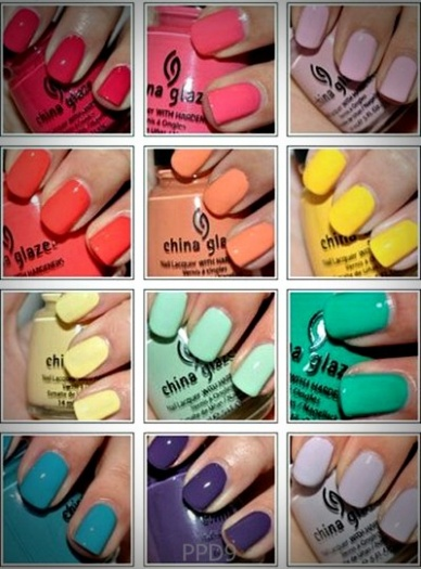Nail Polish For Your Skin Tone