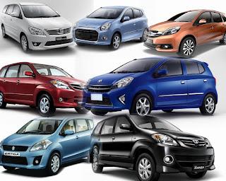 Daftar Mobil Terlaris 2015 di Indonesia
