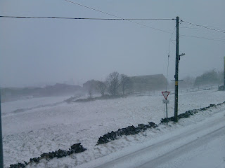 UK weather conditions plummet during first weekend of spring.