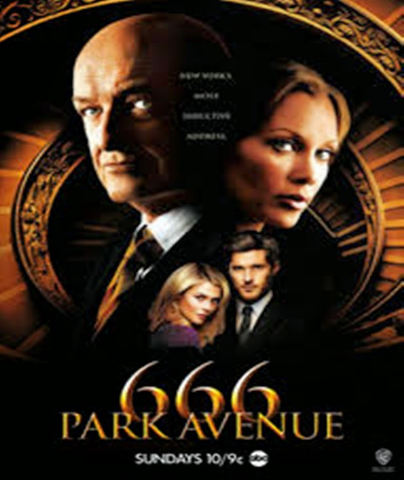 Top 5 Minhas Séries Favoritas, Séries , Séries Favoritas, 666 Park Avenue,