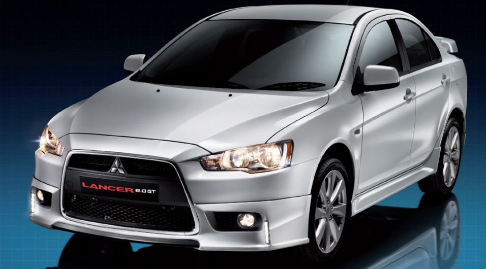 malaysia motoring news mitsubishi lancer gt gets 2012 treatment. Black Bedroom Furniture Sets. Home Design Ideas