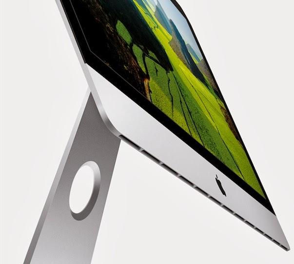 толщина моноблока Apple iMac 27