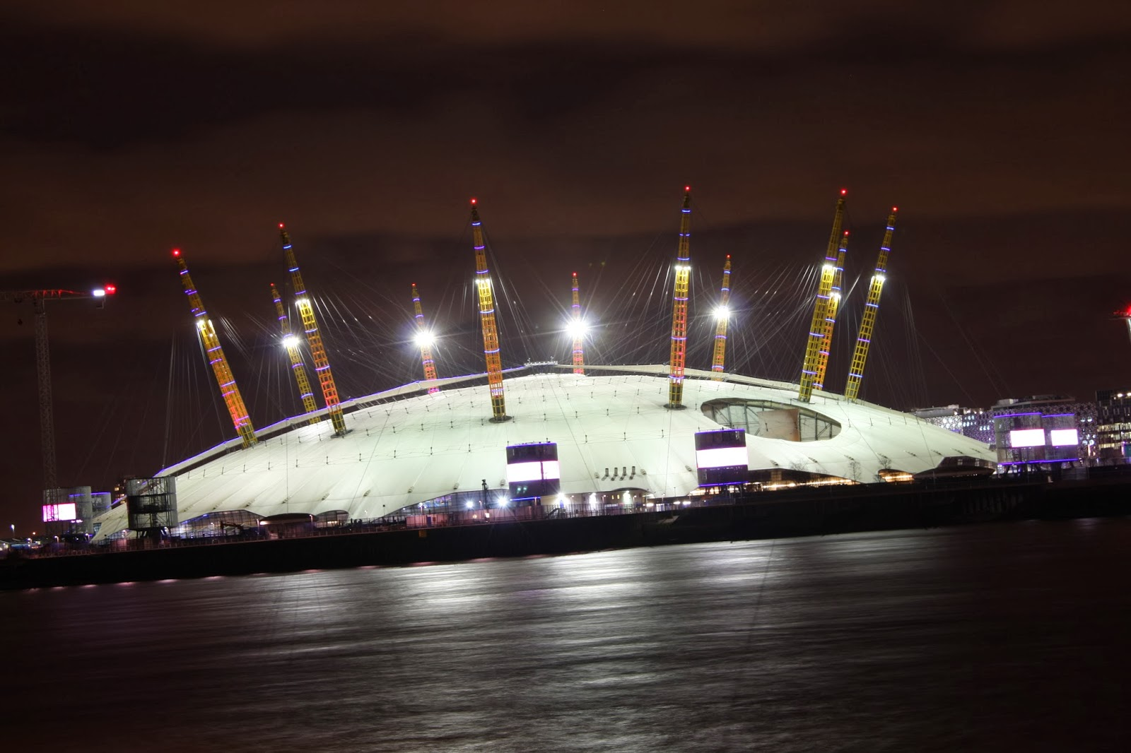 The O2 - Millennium Dome