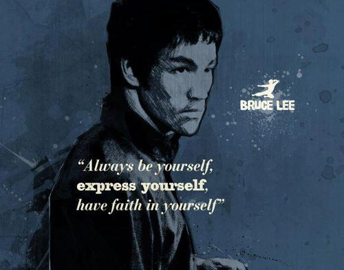 Quotes From Bruce Lee....