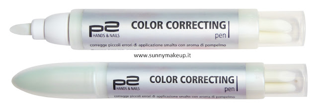 P2 cosmetics - Color Correcting Pen.