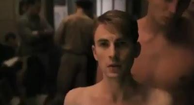 Steve Rogers dalam filem Captain America