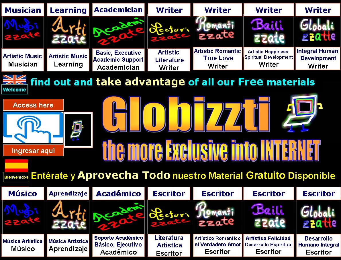 GLOBIZZTI find out and take advantage of all our free materials, access here