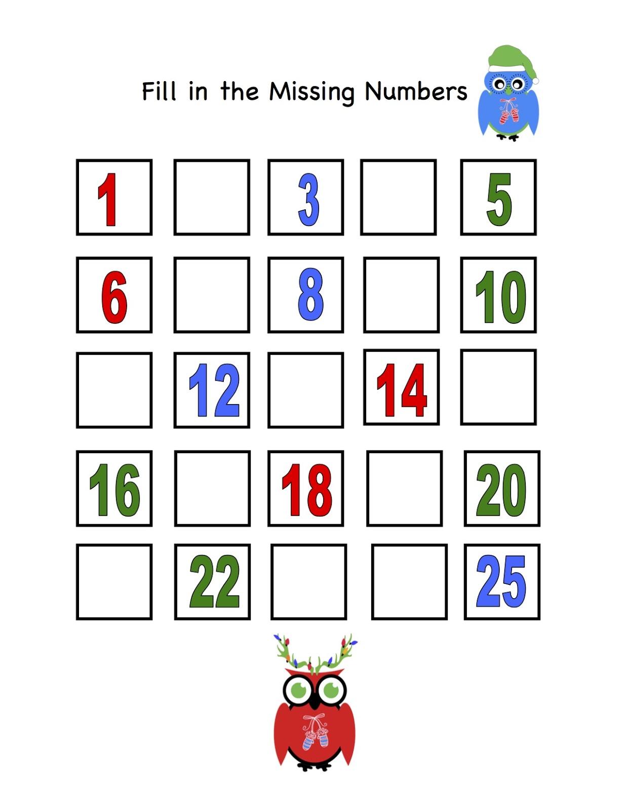 1236 x 1600 jpeg 135kB, Preschool Printables: Christmas Owls Printable