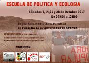 1era Escuela de Política y Ecología
