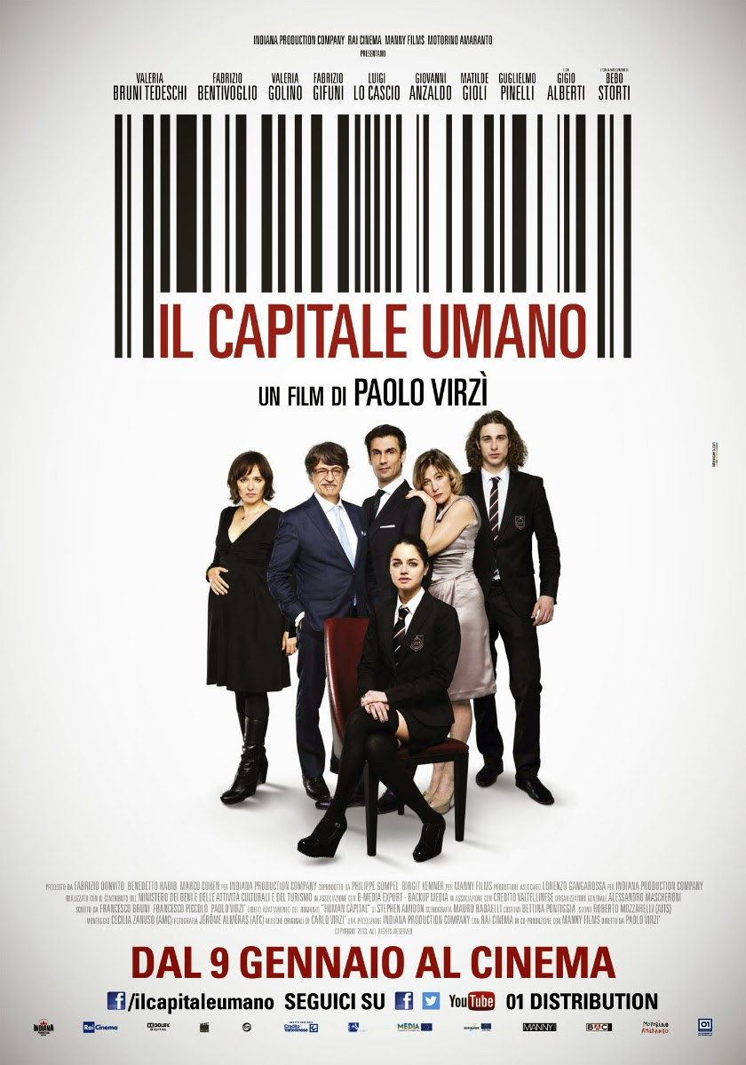 MOVIE REVIEW HUMAN CAPITAL IL CAPITALE UMANO 2013