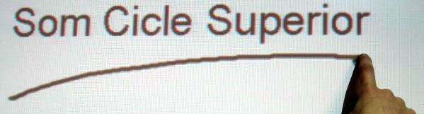 Som els de Cicle Superior