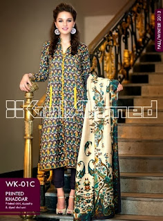 Normal-Khaddar-Dresses