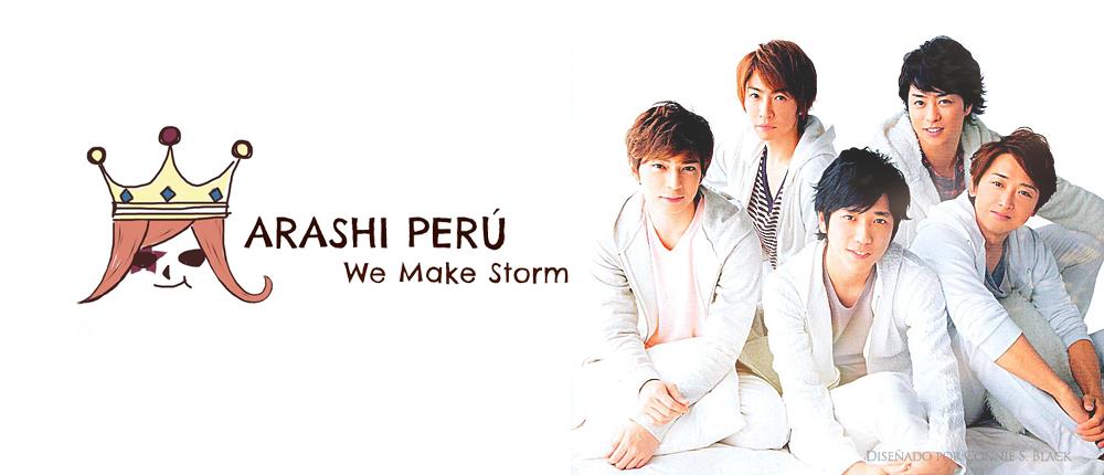 ARASHI PERU