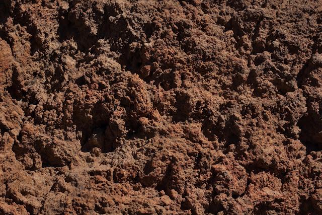 Extreme rock dent texture