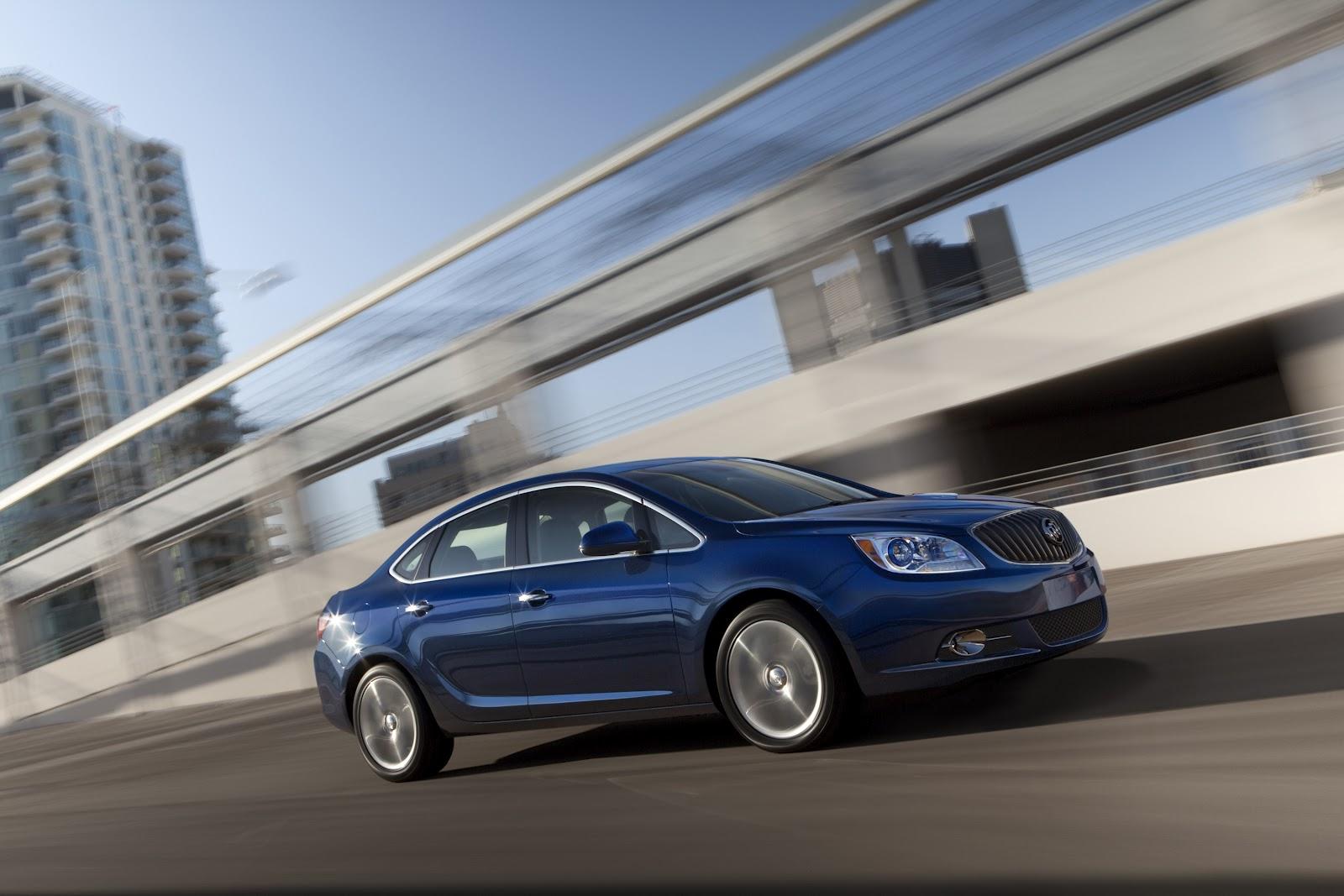 2010 - [Buick] Verano / Excelle - Page 3 2013+Buick+Verano+Turbo+5