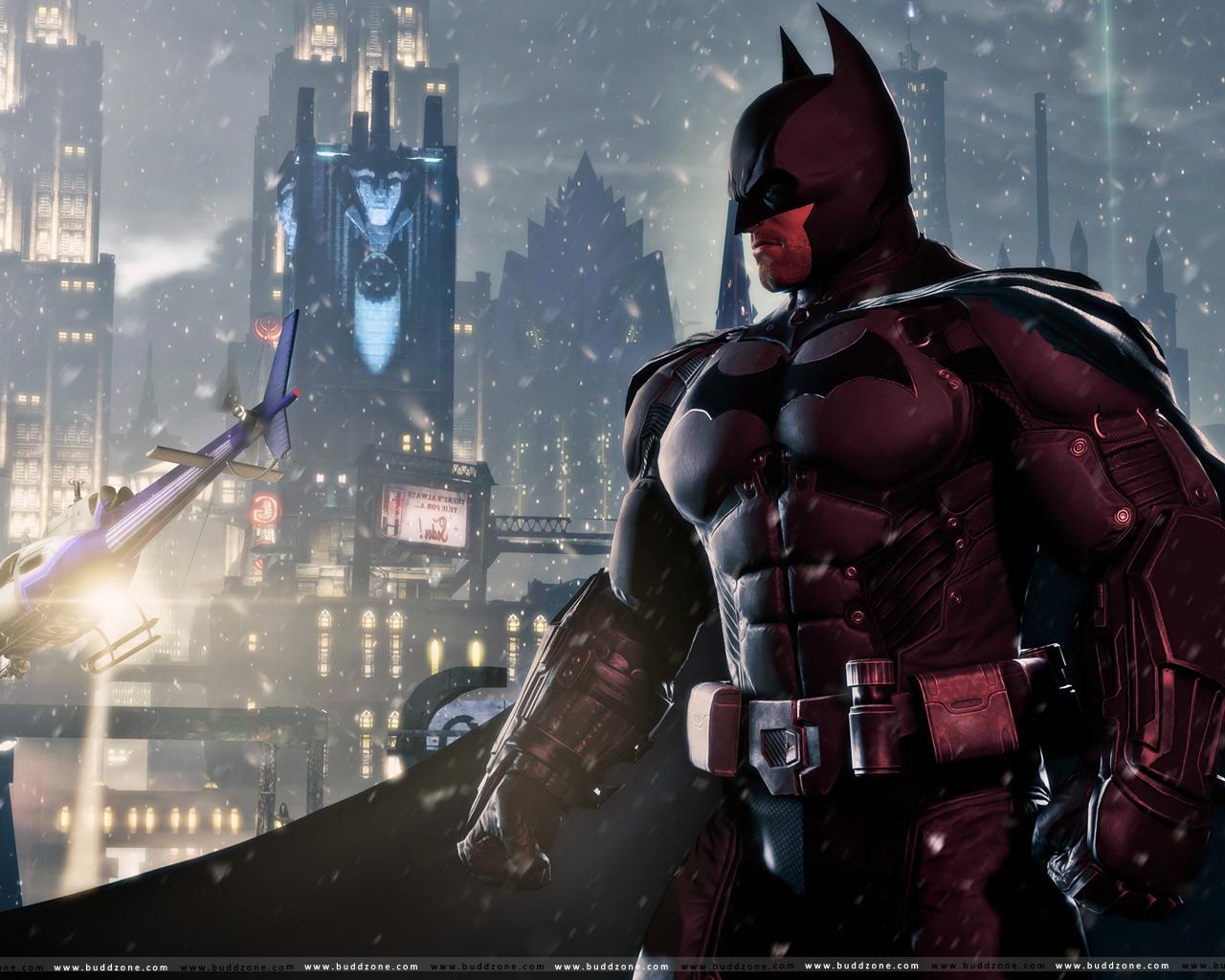 Wii U Games For Girls : Batman arkham origins free wallpapers download