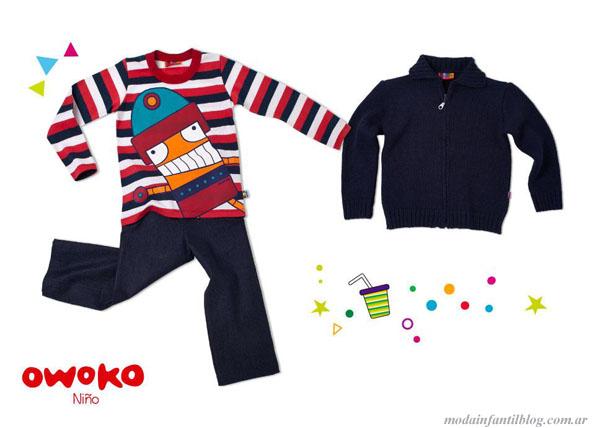sweaters niños invierno 2013 owoko