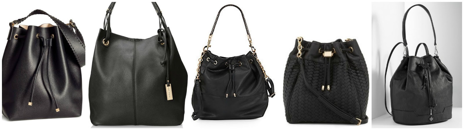 H&m Drawstring Shoulder Bag