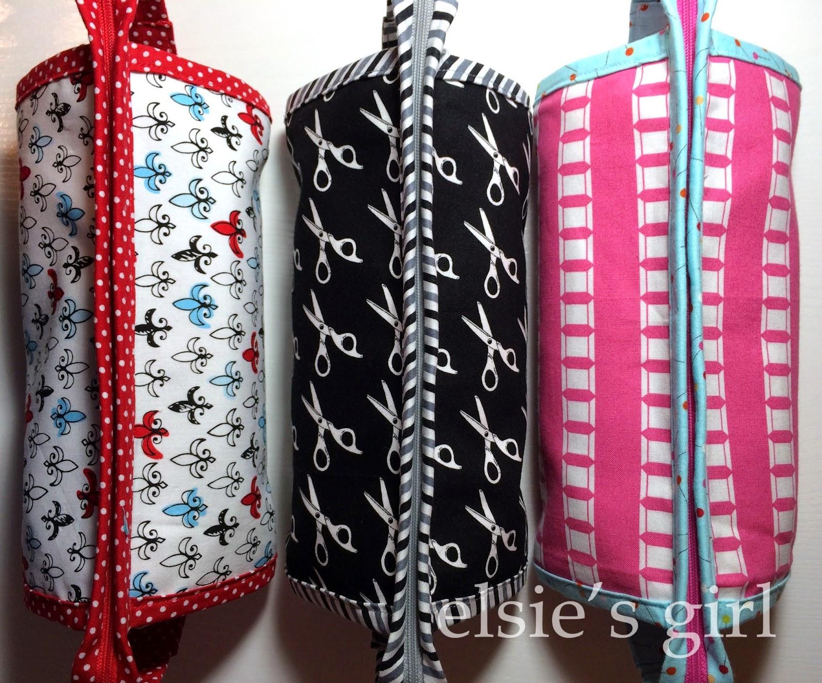 Elsie s girl christmas gift sewing part 3
